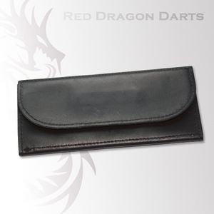 Real Leather Tri Fold Wallet